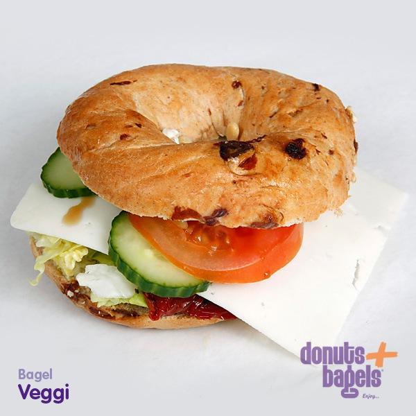 Bagel vegetarisch