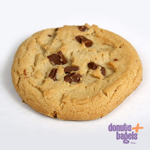 Vanille chocolade cookie