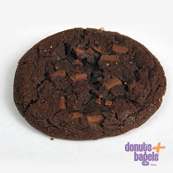 Dubbel chocolade cookie