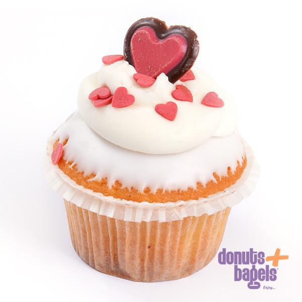 Valentijn cupcake