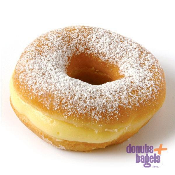 Pudding donut