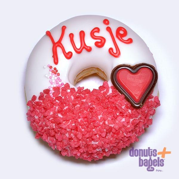 Valentijn donuts