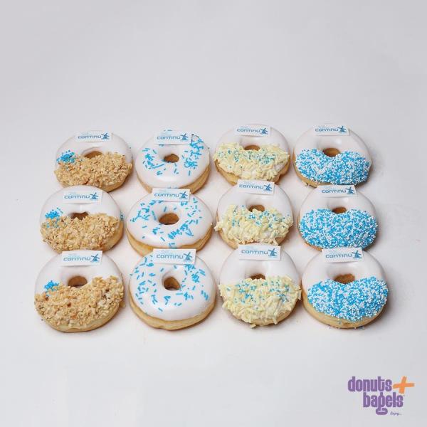Bedrijf donuts