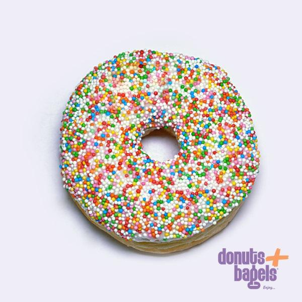 Donuts met spikkels