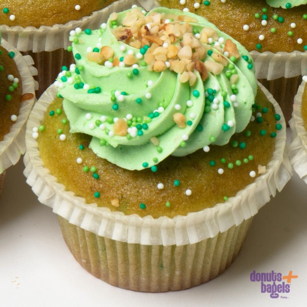 Pistache Cupcakes