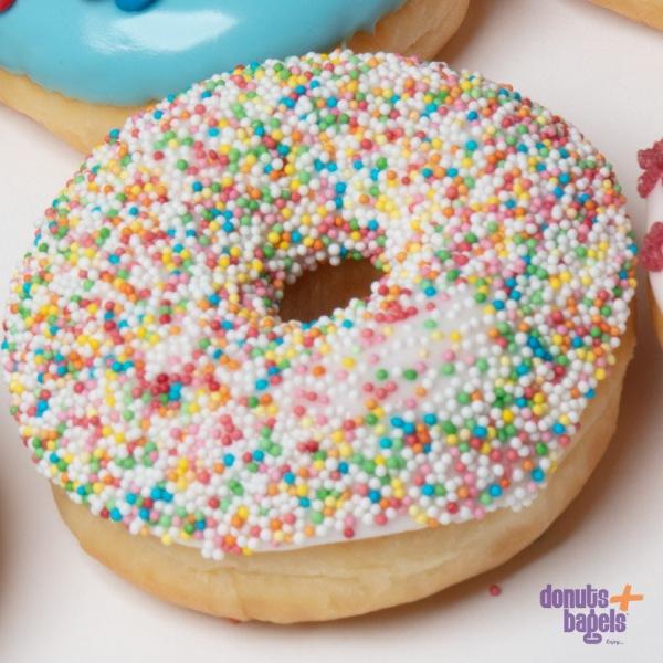 Kinder donuts spikkels