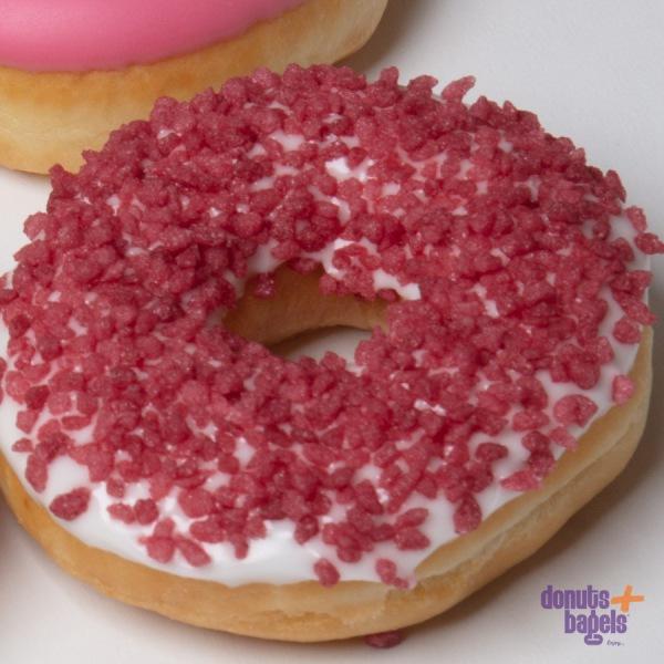 Kinder donuts suiker
