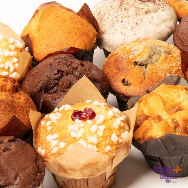 Muffins assorti