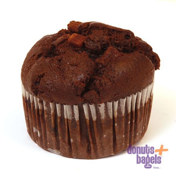 Muffins chocolade
