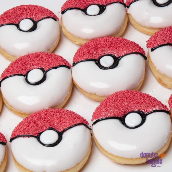 Pokemon donuts