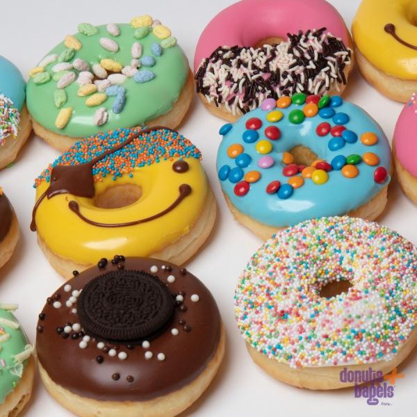 Schooltraktatie Donuts