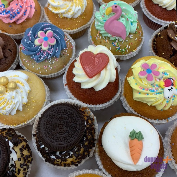 Cupcakes assortiment