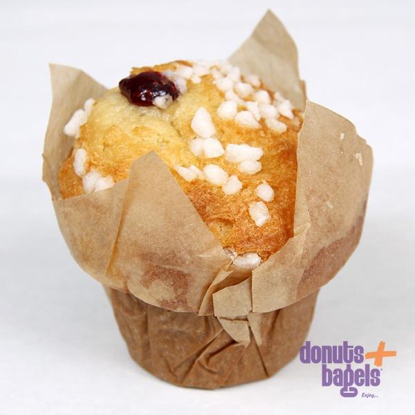 Framboos Lemon Muffins