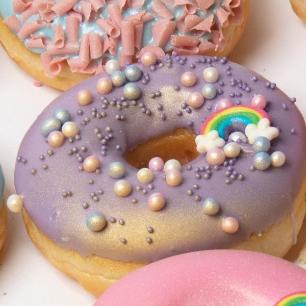 Lekkere overheerlijke donuts
