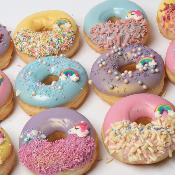 Assortiment donuts