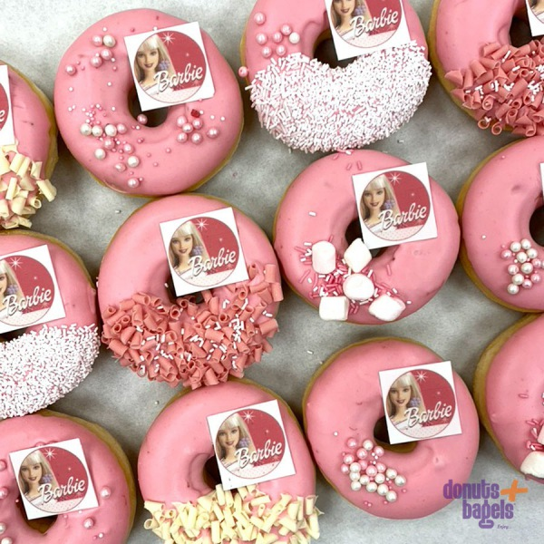 Barbie donuts
