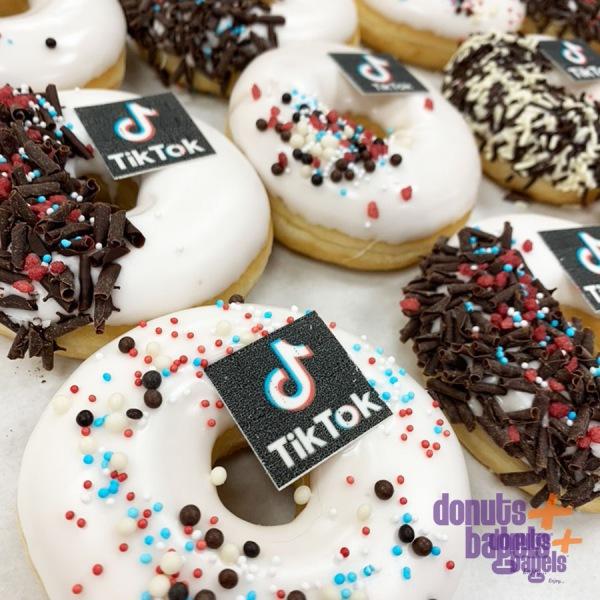 Tik Tok Donuts