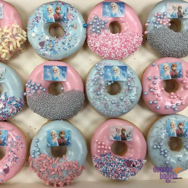 Frozen donuts