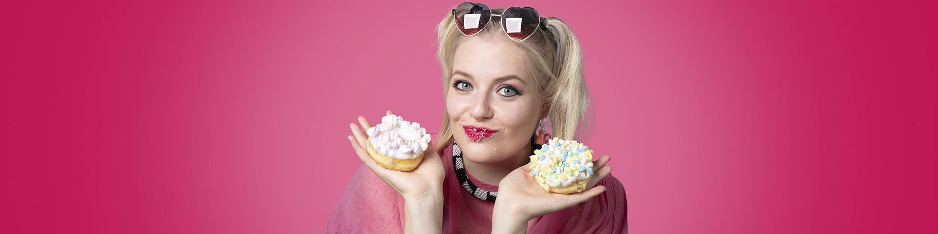 Donuts bij u bezorgd of afhalen in onze winkel | Donuts + Bagels