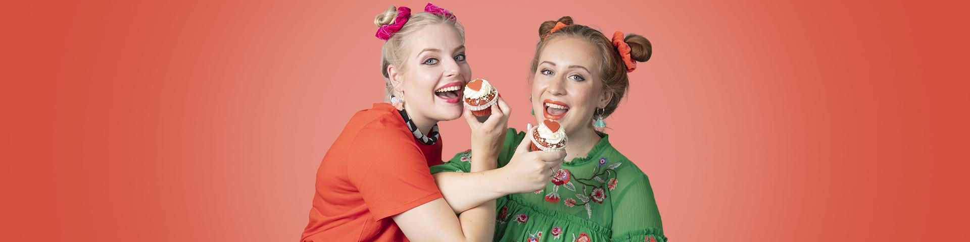 Verse cupcakes afhalen of bezorgd | Donuts + Bagels