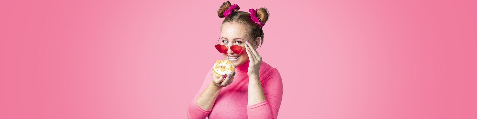 Ambachtelijke verse bagels, bezorgen of afhalen  | Donuts + Bagels