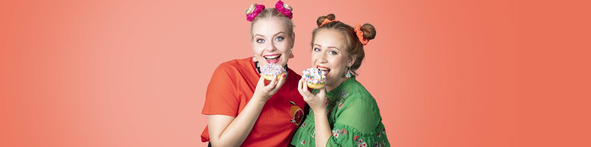 Kindertraktaties | Donuts + Bagels